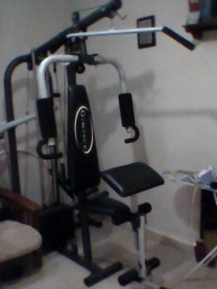 Deportes plataforma libre y gratuita de for Aparatos para hacer ejercicio